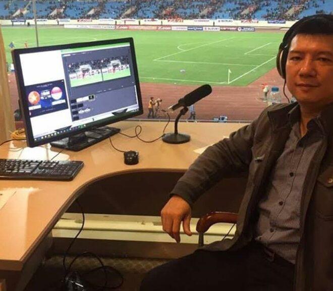 Tiểu sử về BLV Quang Huy và những câu chuyện xung quanh anh