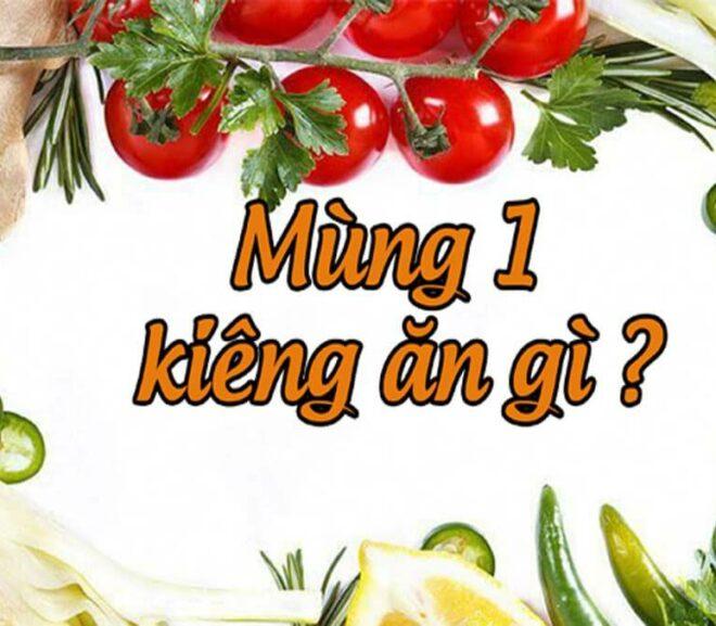Góc tâm linh: Mùng 1 kiêng ăn gì để may mắn cả tháng?