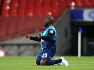 Cầu thủ Adebayo Akinfenwa