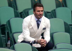 Lí lịch David Beckham