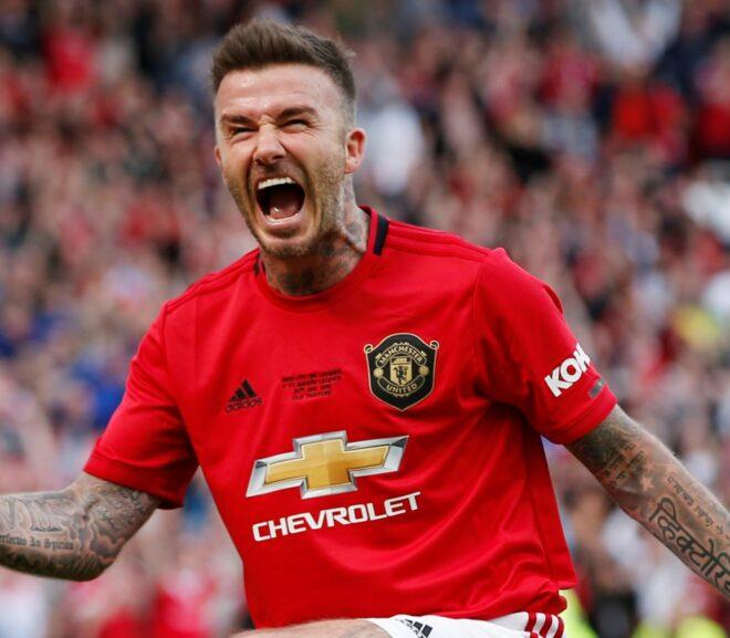 Khám phá tiểu sử huyền thoại bóng đá David Beckham