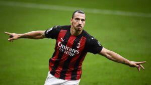 Cầu thủ Zlatan Ibrahimovic