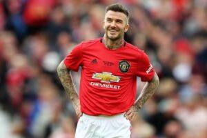 Tiểu sử David Beckham